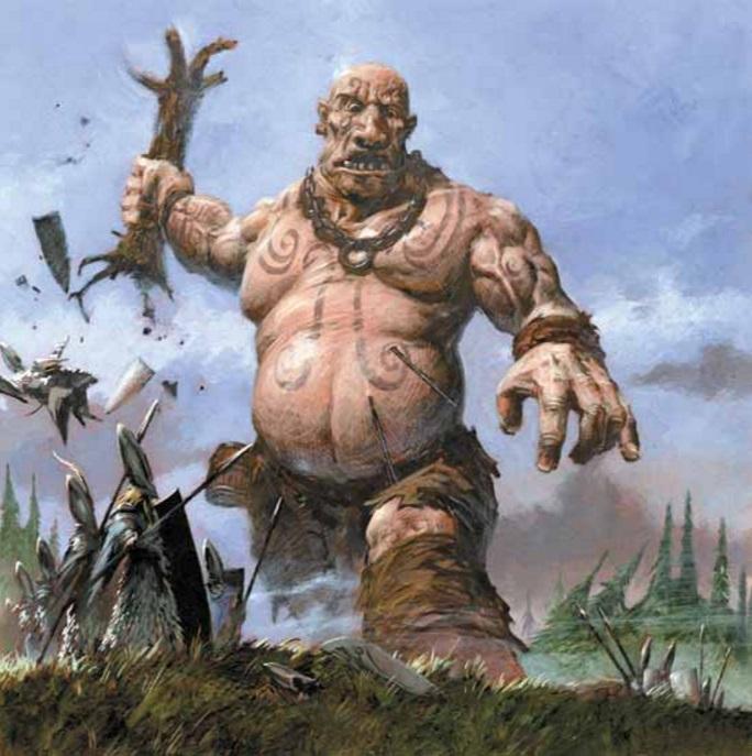 Arnoldo Levanta Gigantes