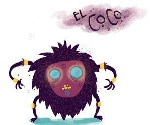 Cuento Infantil: El cuento del coco
