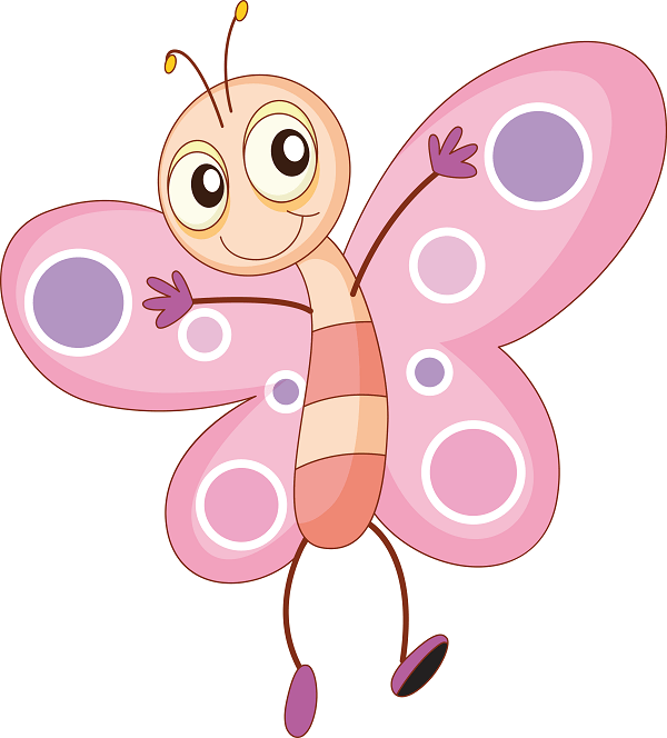 La lombriz que quería ser mariposa