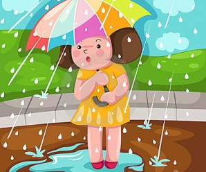 Cuento Infantil: El lado bueno de la Lluvia